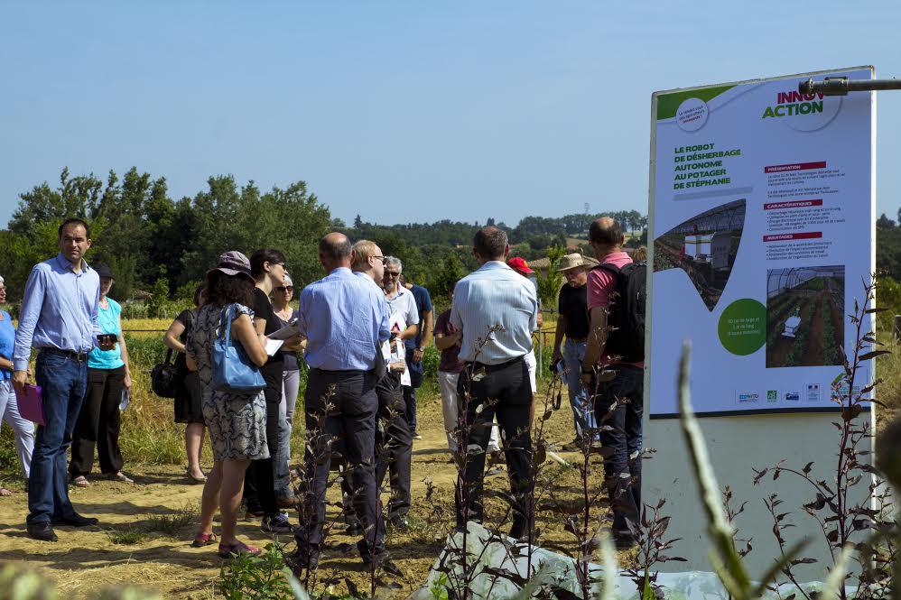 Agriculture et innovation 600 participants aux rendez vous des chambres d 39 agriculture - Chambre d agriculture tarbes ...