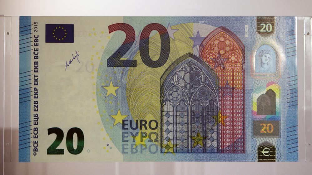 Un nouveau billet de 20 euros sera mis en circulation au mois de novembre. Mais depuis la rentrée les signalements de faux billets ont augmenté dans les Hautes Pyrénées Photo DP