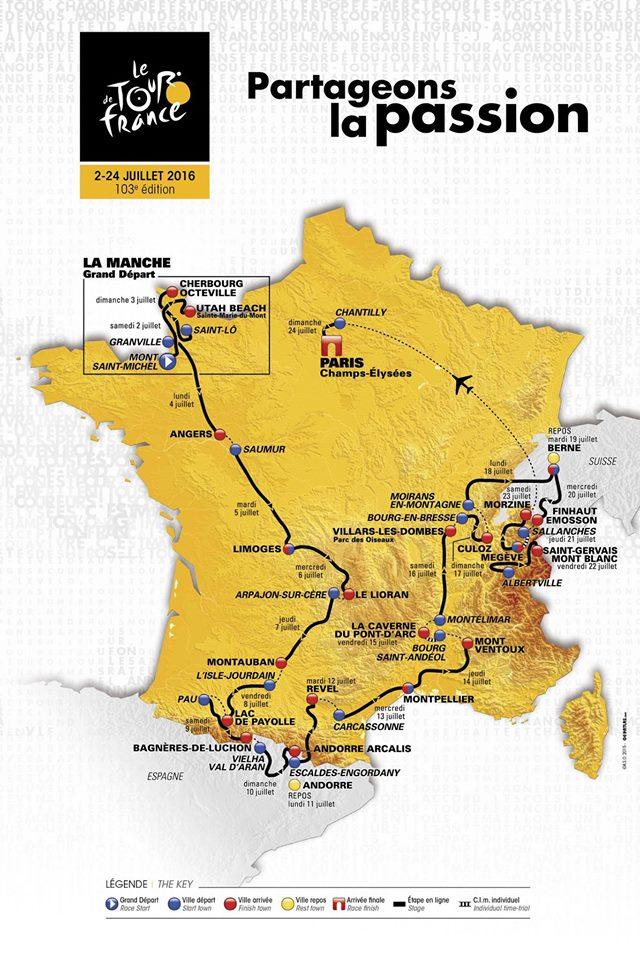 Sur le tour 2015, Froome avait construit sa victoire sur l'étape au départ de Tarbes. Les Pyrénées lui seront elles une nouvelle fois favorables ?