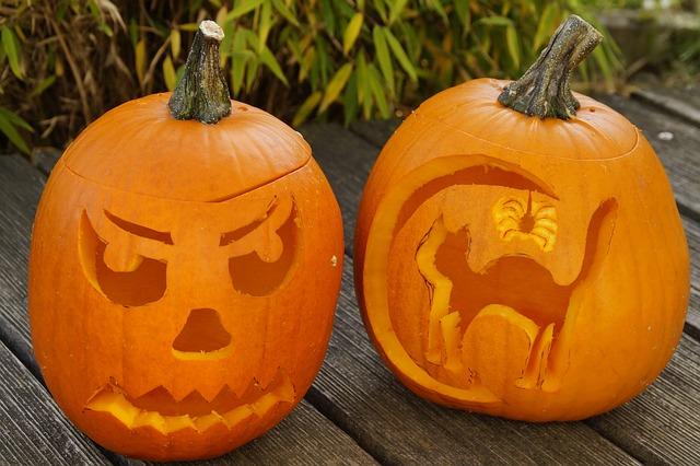 Météo Idéale pour fêter Halloween, fête qui réjouit toujours les enfants. Photo DP