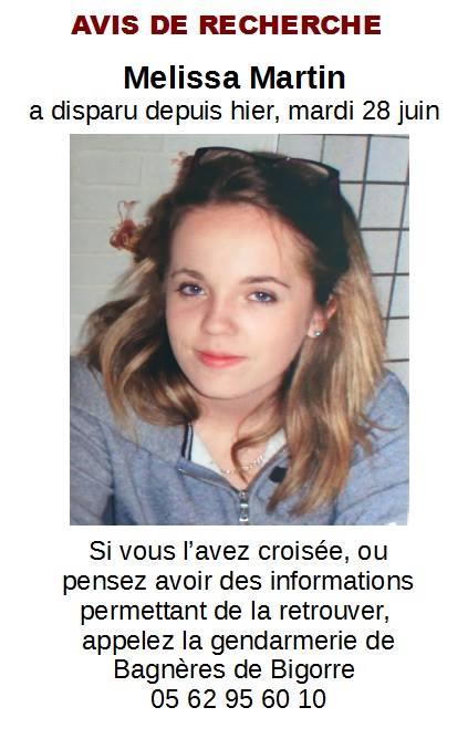 Avis de recherche pour tenter de retrouver une ado disparue à Bagnères