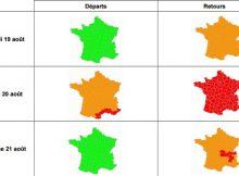 Circulation routière. Tarbes Toulouse et Tarbes Bayonne chargés ce week end