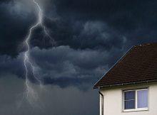 Les orages arrivent sur Tarbes. Les Hautes-Pyrénées en alerte météo