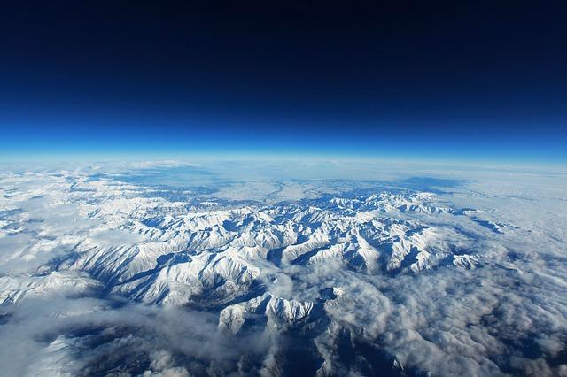 Pyrénées. limite pluie neige entre 1900 et 2100 mètres d'altitude