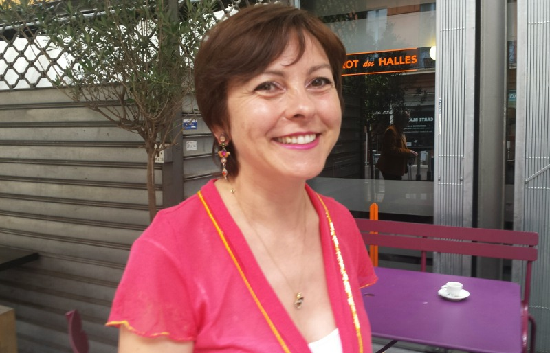 Carole Delga aux côtés de Manuel Valls