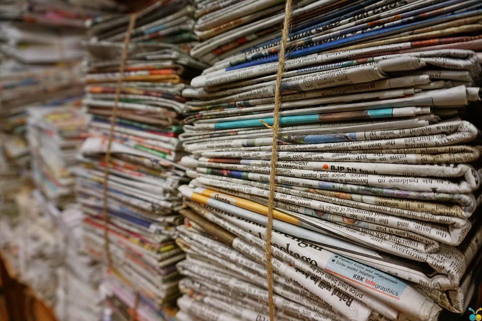 Aides à la presse. ce qu'on reçu les journaux de Tarbes en 2015