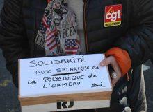 Sortie de crise à la clinique de l'Ormeau. les grévistes demandent un protocole signé en Préfecture