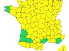 Verglas et Grand Froid. Tarbes et les Hautes Pyrénées en alerte jaune