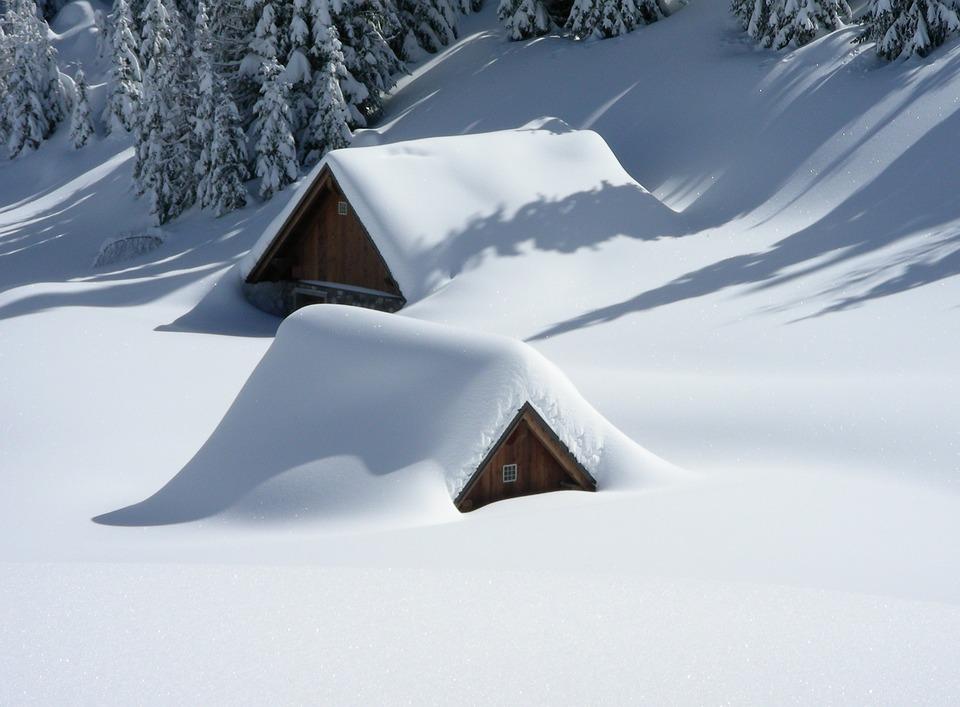 Pyrénées. Jusqu'à 20 centimètres de neige fraîche ce mercredi à 1000 mètres