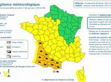 Tempête. Tarbes et les Hautes Pyrénées en alerte orange ce dimanche