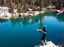 Ouverture de la pêche : mise en garde sous lignes électriques
