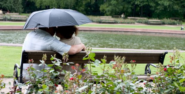 Pluies soutenues et risques d'orages sur Tarbes jeudi après midi