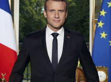 Voici le portrait de Macron qui sera affiché dans les communes des Hautes Pyrénées