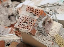Le mur de Séméac finalement détruit par le collectif anti migrants