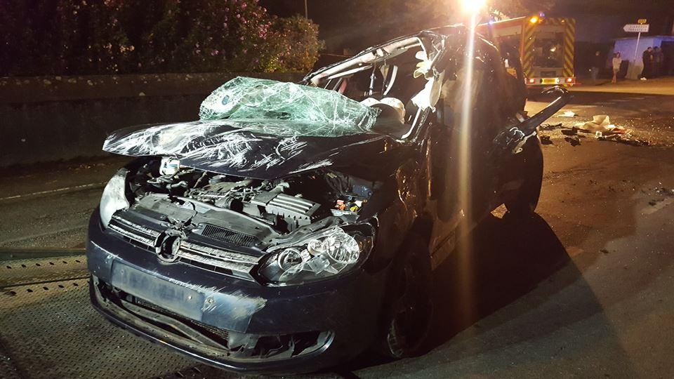 1 mort dans un accident de la route à Andrest au nord de Tarbes