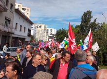 Nouvelle manifestation contre la loi travail ce jeudi matin à Tarbes
