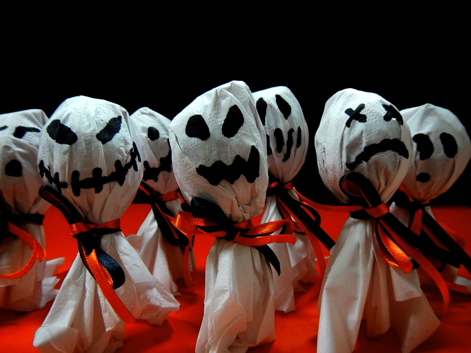 Halloween c'est aujourd'hui