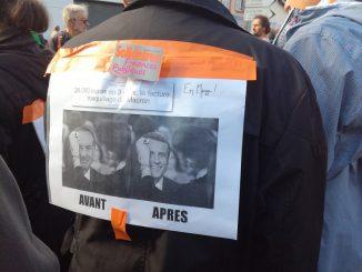 à Tarbes, Mobilisation en baisse contre les ordonnances réforme du code du travail
