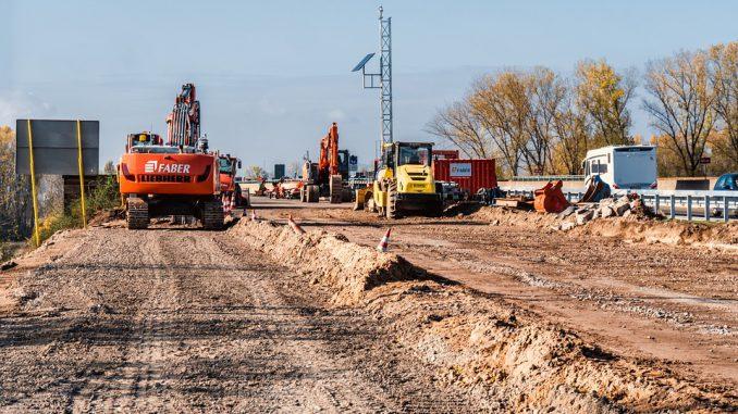 Attention travaux sur l'autoroute A64 entre Tarbes et Toulouse