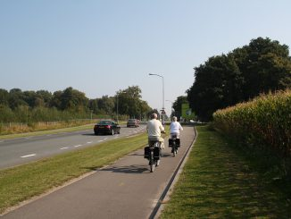 Tarbes. les cyclistes sensibilisés à la visibilité