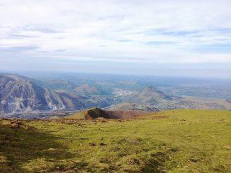 soum de Trézères Vues sur Tarbes, Lourdes, Argeles