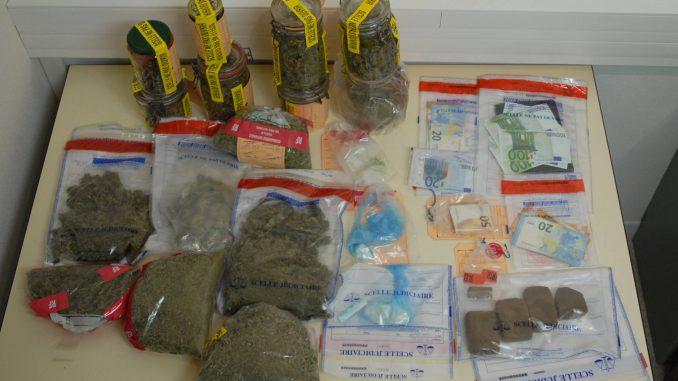 Cocaïne, Cannabis, un vaste trafic de drogue démantelé entre vallée d'Aure et Gers