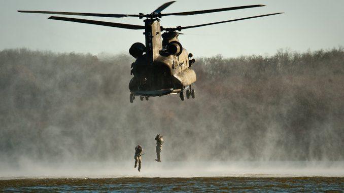 Des bruits d'hélicoptères sur Tarbes ... en raison de manœuvres en l'honneur du préfet