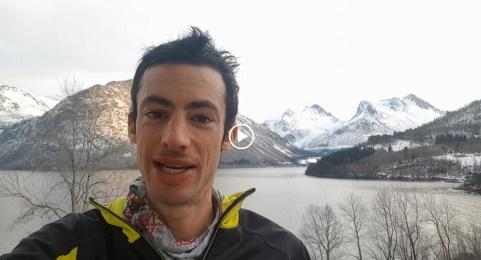 Killian Jornet, star mondiale du ski alpinisme annoncé sur l'Altitoy 2018