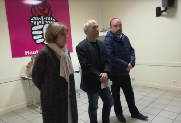 Philippe Dussert candidat pour un 2e mandat à la tête du PS 65