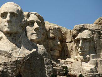 22 février quand naissait George Washington