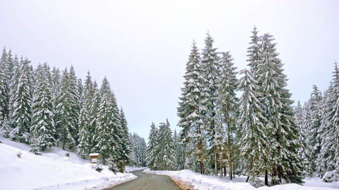 Importantes chutes de neige dans les Pyrénées