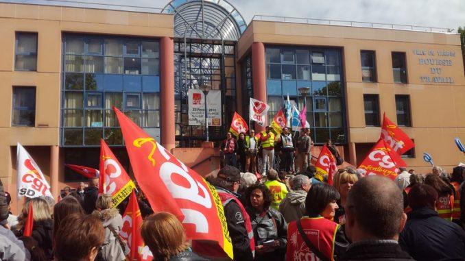 1er Mai. Plus de 1500 manifestants à Tarbes