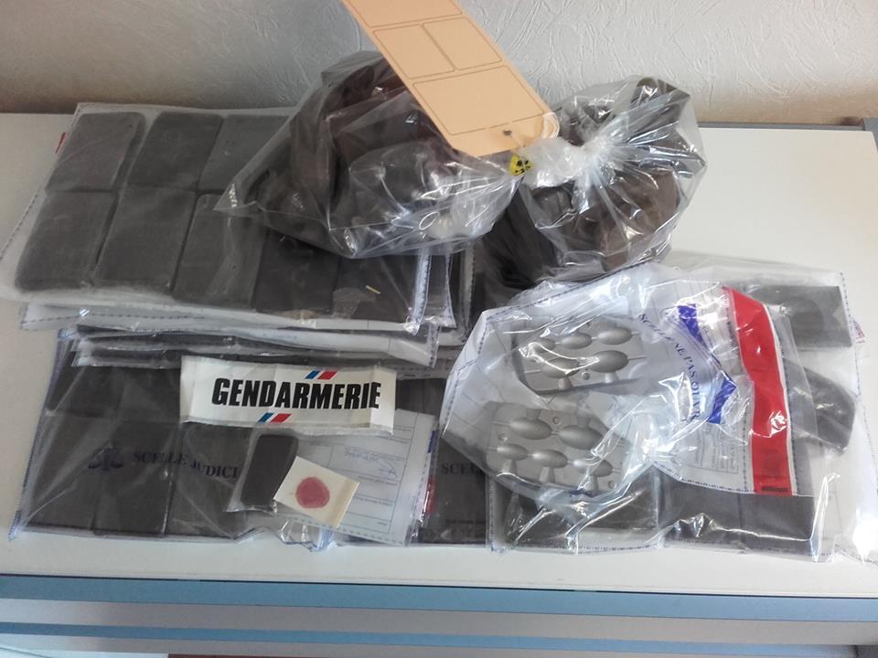Tarbes. Argelès. Bagnères. vaste opération anti drogue, 9 personnes arrêtées