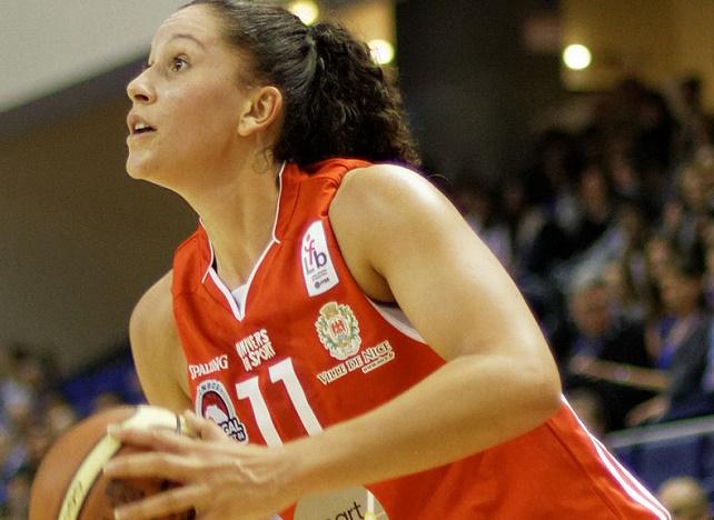 L'espoir du basket Français, Margaux Galliou-Loko rejoint Tarbes