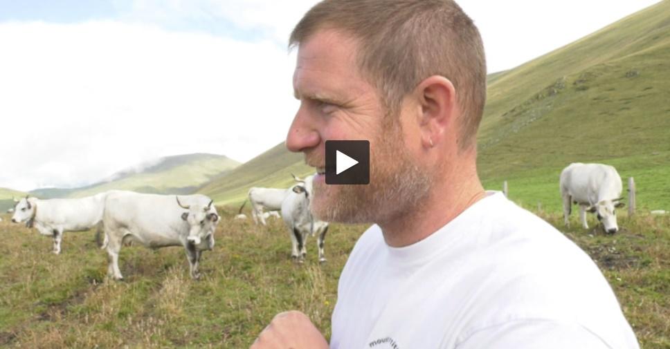 Agriculteur dans les Pyrénées, un métier Passion