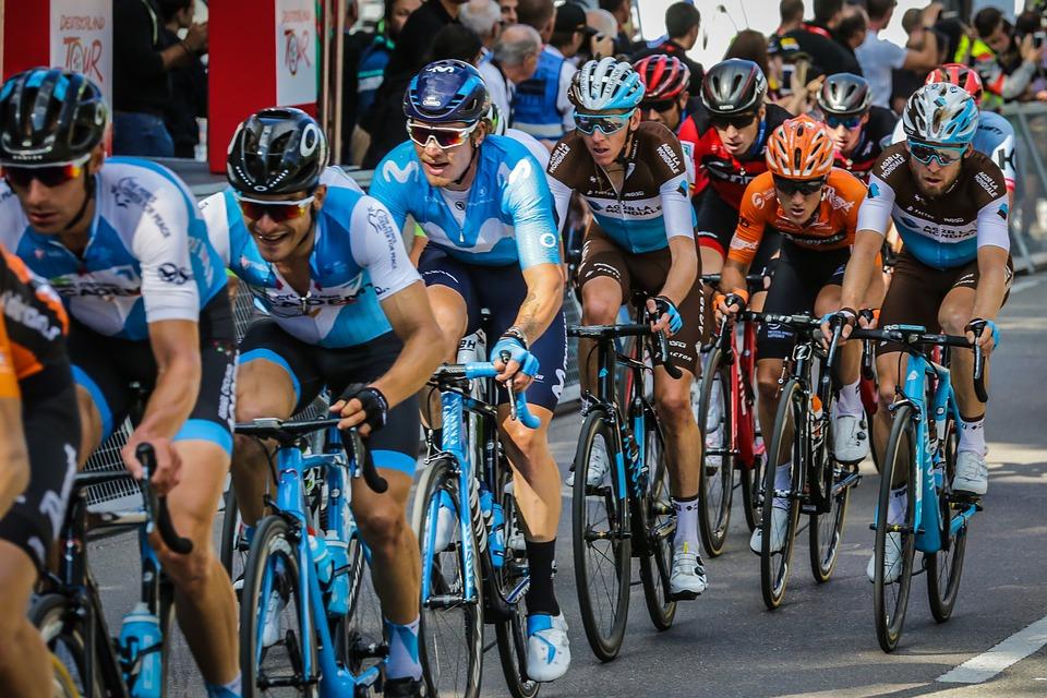 Tarbes ville départ du Tour de France le 20 Juillet 2019