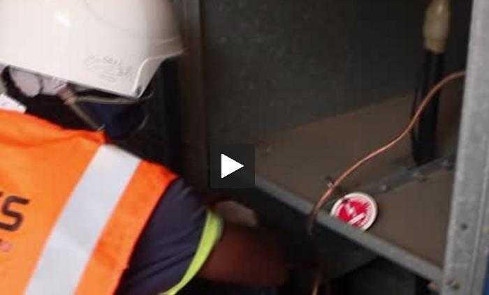 à Tarbes, le réseau électrique endommagé par les fortes chaleurs de cet été