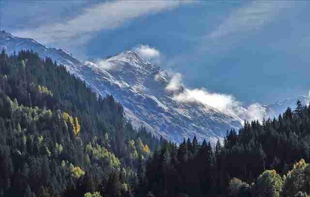 La neige est bien arrivée dans les Pyrénées