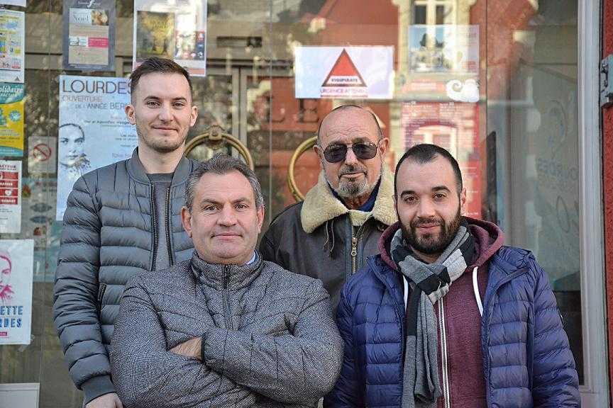 Agents recenseurs Lourdes