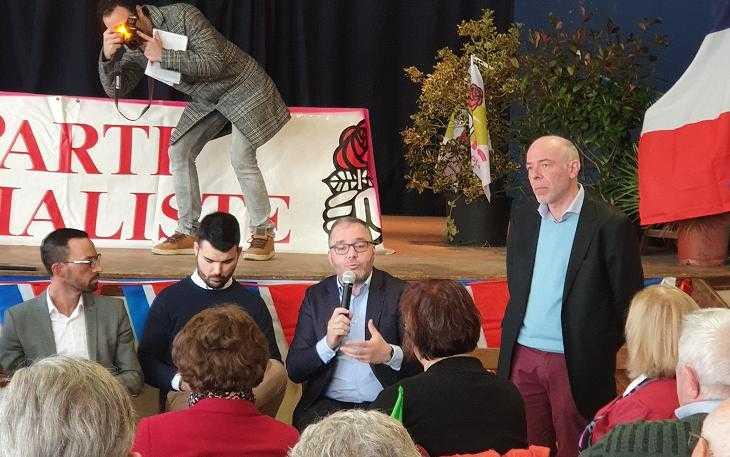 Europe-union-de-la-gauche-et-offre-politique-fête-rose-Hautes-pyrénées