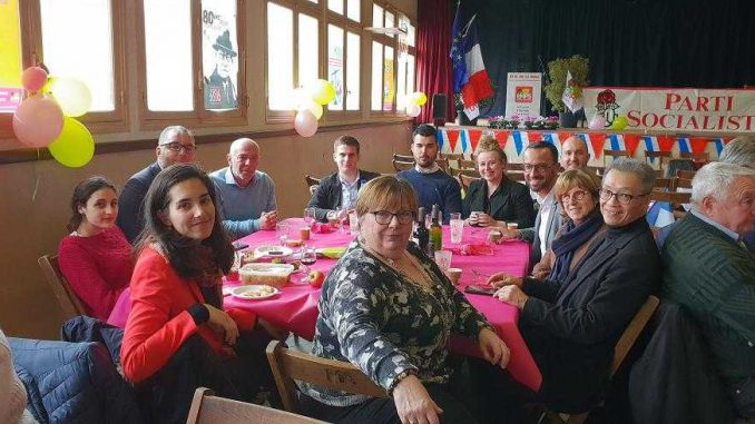Le Parti socialiste des Hautes Pyrénées en fête et au travail
