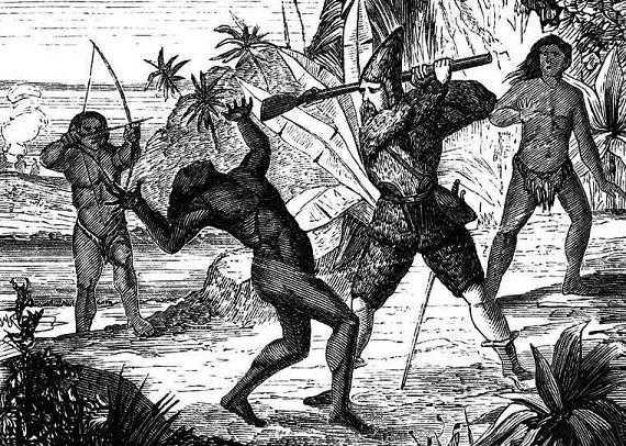 Quand Robinson Crusoé traversait les Pyrénées par la Vallée d'Aure (1)
